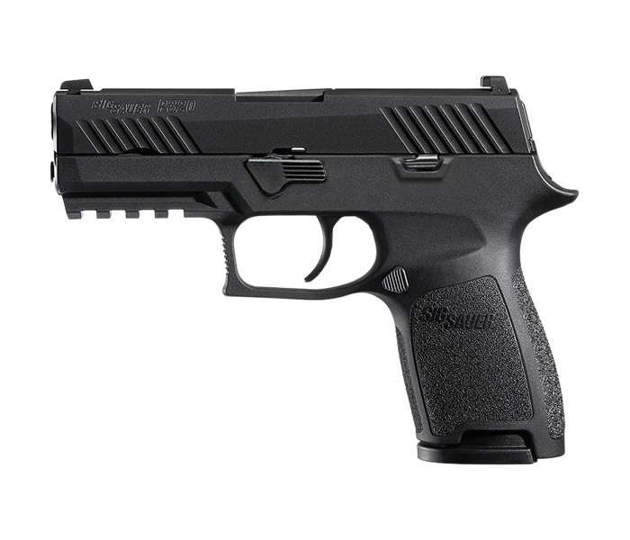 Sig Sauer P320 Nitron Compact 9mm Luger