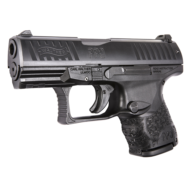 Walther PPQ M2 Sub-compact, pistole samonabíjecí, 9mm Luger